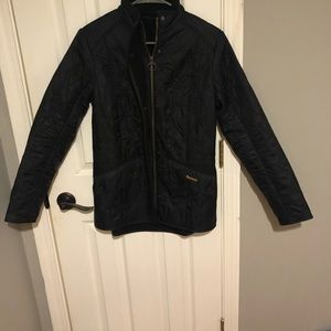 Barbour Calvary Polarquilt Jacket